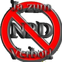 Ja zum NPD Verbot!