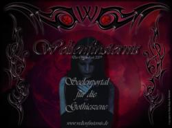 Weltenfinsternis Community - Seelenportal für die Gothicszene